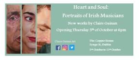 Heart and Soul: Portraits of Irish Muscians