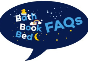 Bath, Book, Bed - FAQs
