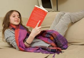 Encouraging older children to read