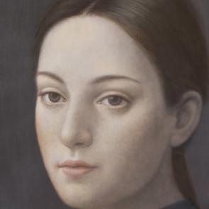Alberto Galvez, Mujer con reflejos de Daguerrotipo