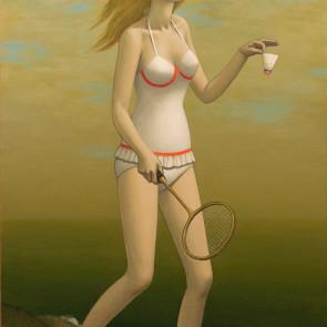 John Tarahteeff, Badminton Girl