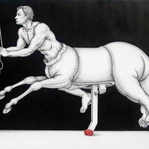 Michael Bergt, The Centaur