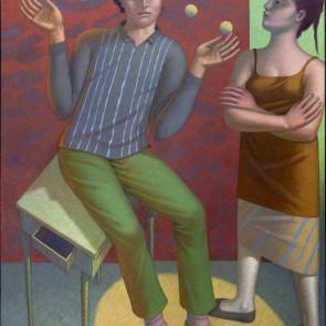 Vincenzo Calli, Giocolleri (Juggling)