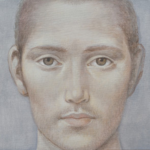 Alberto Galvez, cabeza de hombre