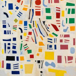 Caziel, WC781 - Composition, 1967