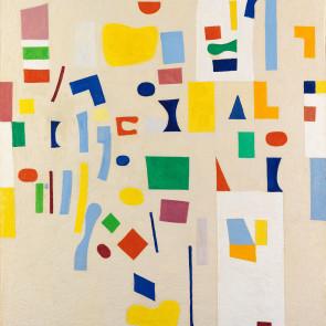 Caziel, WC782 - Composition, 1967