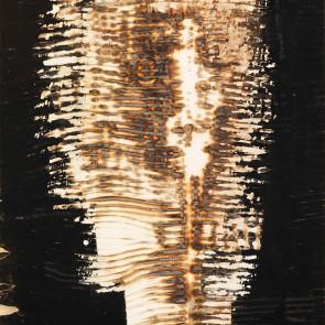Reinhold Koehler, Décollage Pur et Brûlé, (1961)