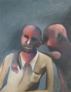 Bhupen Khakhar, Gossip