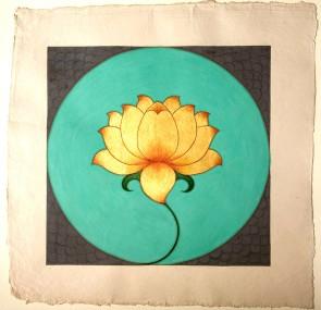 Olivia Fraser, Golden Lotus, 2008