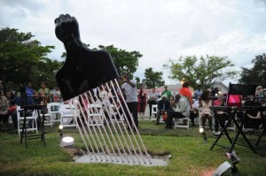 HANK WILLIS THOMAS: All Power to All People, Opa Locka Art