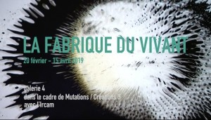 JULIAN CHARRIERE in The Factory of Life: Mutations/Creations 3
