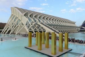 HEINZ MACK: The Sky Over Nine Columns
