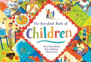 A book that shows and celebrates a world full of difference