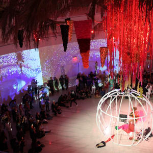 Noche de Brujas, site specific art experience, Faena Arts (VIDEO LINK)