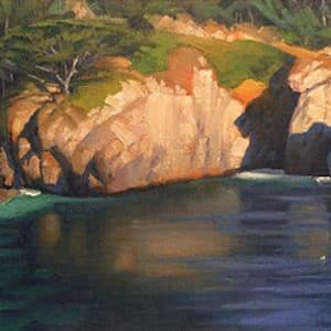 Gibson Beach - Pt. Lobos