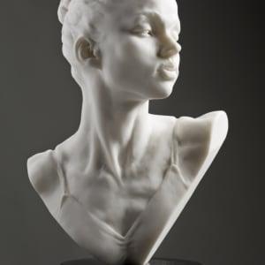 Katherine Bust, Atelier Marble Resin