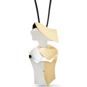 Bodyline, Gold Pendant