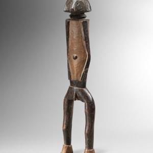 Banda statue, Mobaye region, D.R.C.