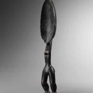 Anthropomorphic Dan spoon, Ivory Coast