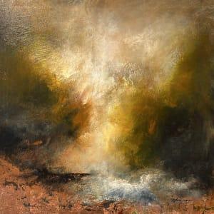 Daniel Hooper, Tempest - Copper (100cm), 2021
