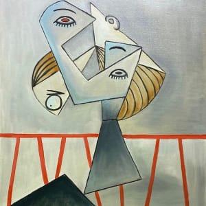 Alisa Kostkina, Self Portrait , 2020