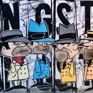Opake One, Gangsters, 2020