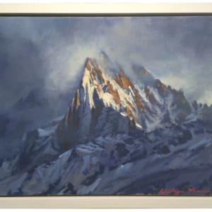 William Thomas, Aguille du Midi