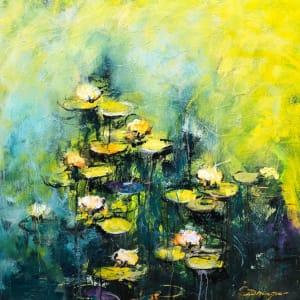 Daniel Hooper, Yellow Lotus, 2020