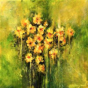 Daniel Hooper, Daffodils, 2020