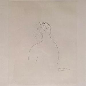 Pablo Picasso, Nu de dos, 1943