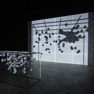 Joan Jonas, Ice Drawing Sculpture, 2012