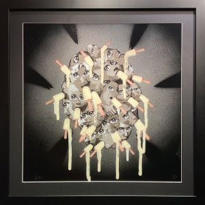 Laëtitia Guilbaud, Pasta & Chianti, 2021