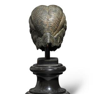 Roman female head, 2nd-3rd century AD