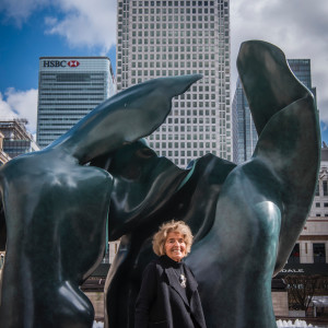 Helaine Blumenfeld, Metamorphosis, 2019