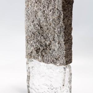 Floating Stone XII
