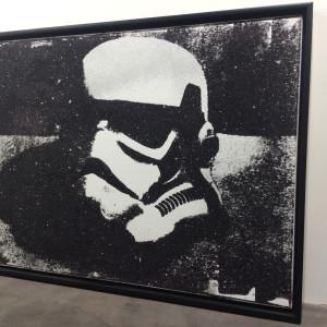 RYCA (Ryan Callanan), Diamond Dust Stormtrooper *SOLD*, 2014