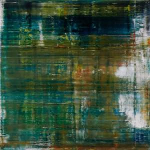 Gerhard Richter, Cage - COMPLETE SUITE OF 6 WORKS *SOLD*, 2020