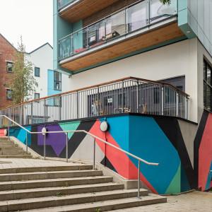Sinta Tantra, Bristol Paintworks, Bristol, 2018