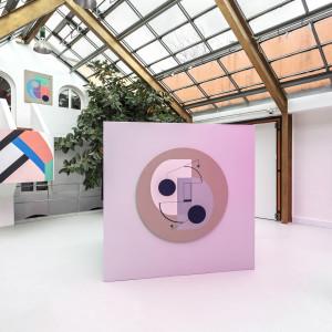Sinta Tantra, Modern Times, Mural , 2020