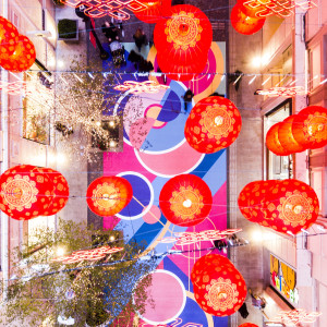 Sinta Tantra, In the Mood for Love, Lee Tung Avenue, Hong Kong, 2018