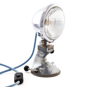 Sam Isaacs, Triumph Motorcycle Lamp