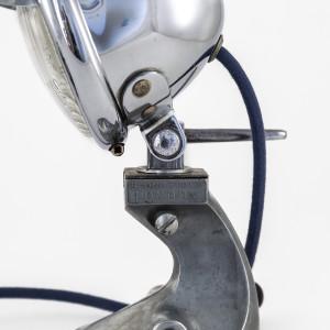 Sam Isaacs, Vintage Motorcycle Lamp