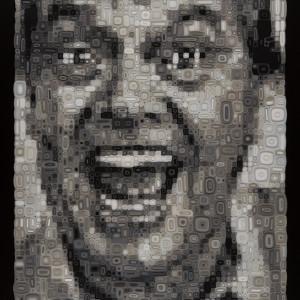 David Pascoe, Jack Nicholson Portrait