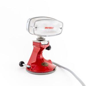 Sam Isaacs, Halfords Reversing Lamp