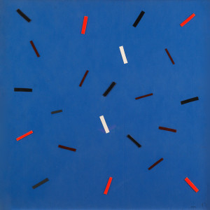 Paul Van Hoeydonck, PVH037 - Composition, 1958