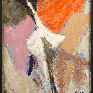 Elie Borgrave, Untitled, 1959