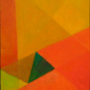 Joseph Lacasse, Composition (Dia no. 122), 1966