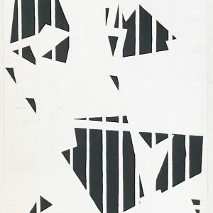 Paul Van Hoeydonck, PVH062 - Composition, 1957