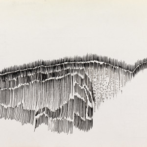 Paul Van Hoeydonck, PVH063 - Composition, 1960