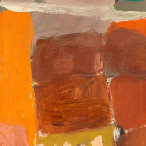 Albert Irvin RA, North Side 1, c.1965